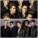 三代目JSBはBIGBANGのパクり!?3つ比較してみた!
