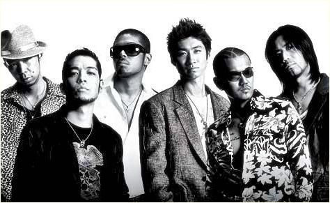 EXILE初期メンバー6名の画像