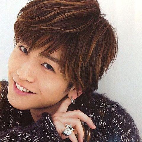 岩田剛典 バナー顔写真