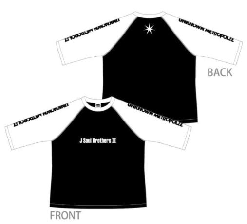 UMP ロングTシャツ