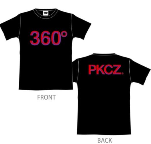 UMP360°Tシャツ