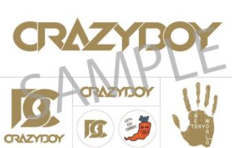 CRAZYBOY「NEOTOKYO WORLD」初回限定特典3