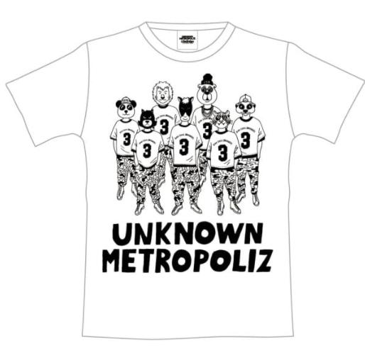UMP ANIMAL Tシャツ