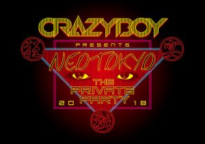 CRAZYBOYソロツアー『THE PRIVATE PARTY 2018』in福岡DRUM LOGOS