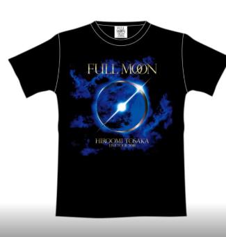 FULL MOON ツアーTシャツ