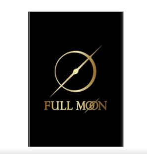 FULL MOON ミラー