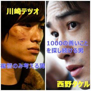 映画jam 川崎テツオと西野タケル